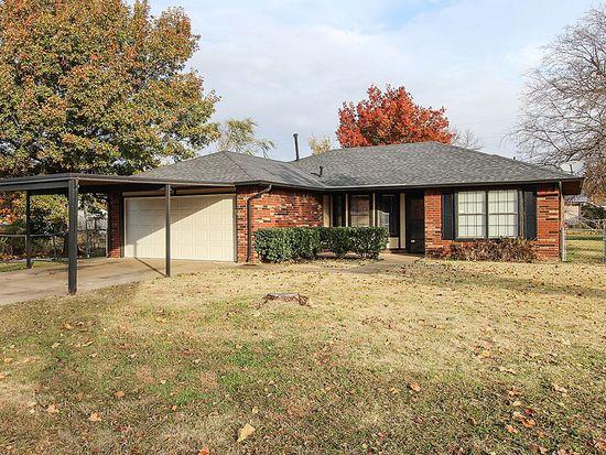 15523 E Newton Pl, Tulsa, OK 74116
