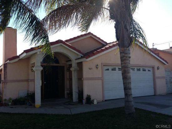 965 W 15th St, San Bernardino, CA 92411