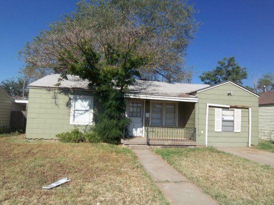 3610 Avenue R, Lubbock, TX 79412