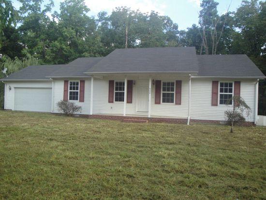 440 E Bangham Rd, Cookeville, TN 38501