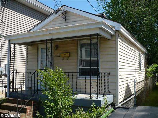 1706 Decatur St, Richmond, VA 23224