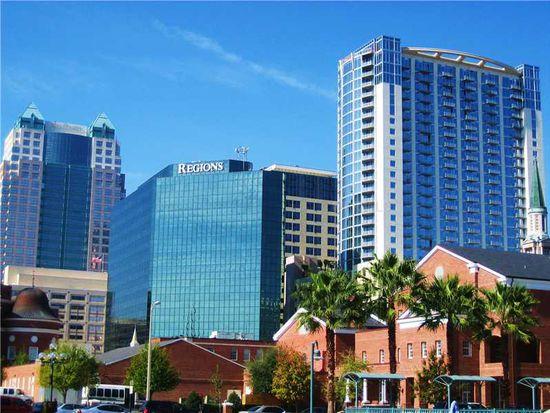 155 S Court Ave UNIT 2606, Orlando, FL 32801