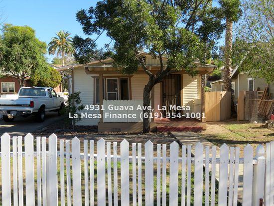 4931-4933 Guava Ave, La Mesa, CA 91942