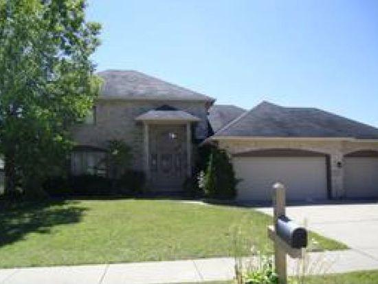 4341 Moss Ridge Ln, Indianapolis, IN 46237