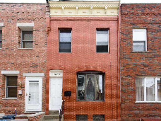 2435 S Warnock St, Philadelphia, PA 19148
