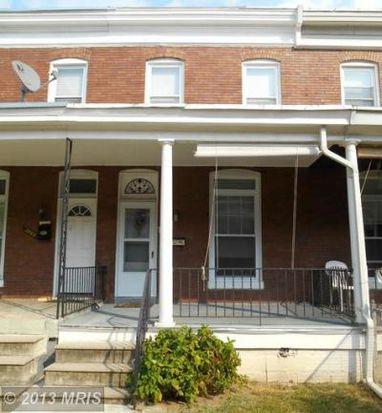 3007 Mathews St, Baltimore, MD 21218