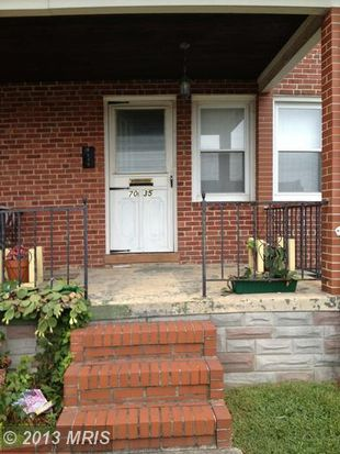 7035 Eastbrook Ave, Baltimore, MD 21224
