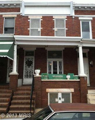 1702 Darley Ave, Baltimore, MD 21213