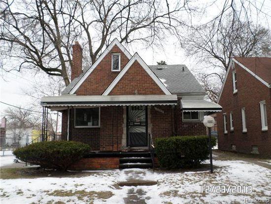 15882 Cruse St, Detroit, MI 48227