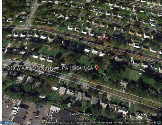 339 W King St, Pottstown, PA 19464
