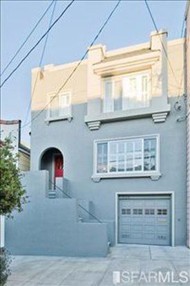534 16th Ave, San Francisco, CA 94118