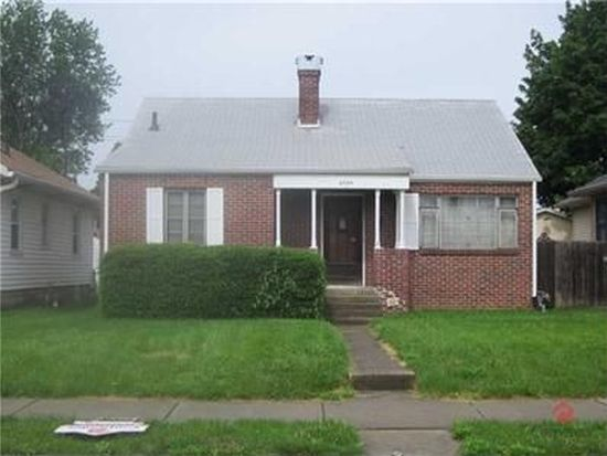 2644 Allen Ave, Indianapolis, IN 46203