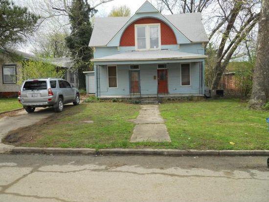 206 E Seminole Ave, Mcalester, OK 74501