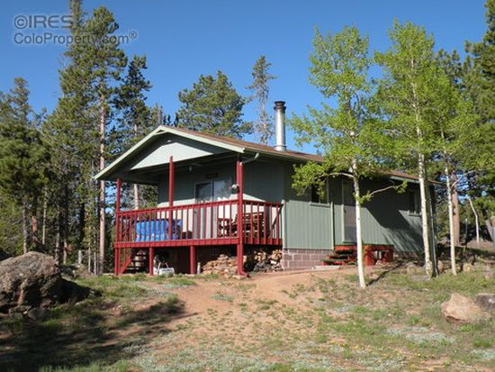 15 Spokane Ct, Red Feather Lakes, CO 80545