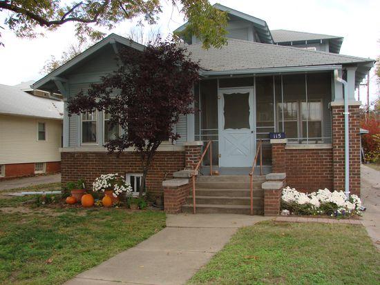 115 W Bryan Ave, Sapulpa, OK 74066