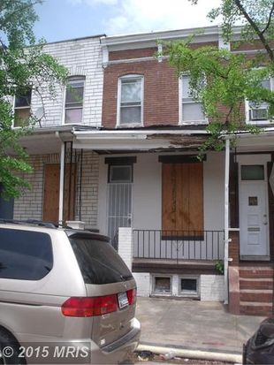 1706 Normal Ave, Baltimore, MD 21213