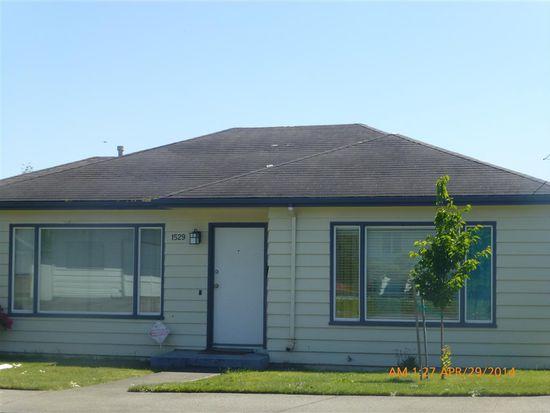 1529 West Ave, Eureka, CA 95501