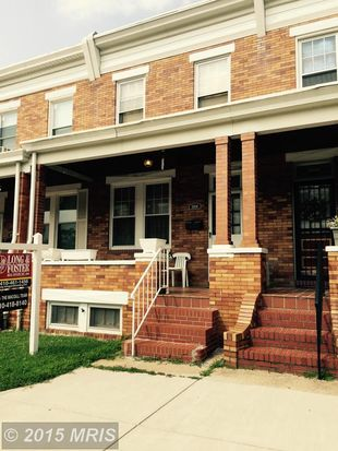 3304 Dudley Ave, Baltimore, MD 21213