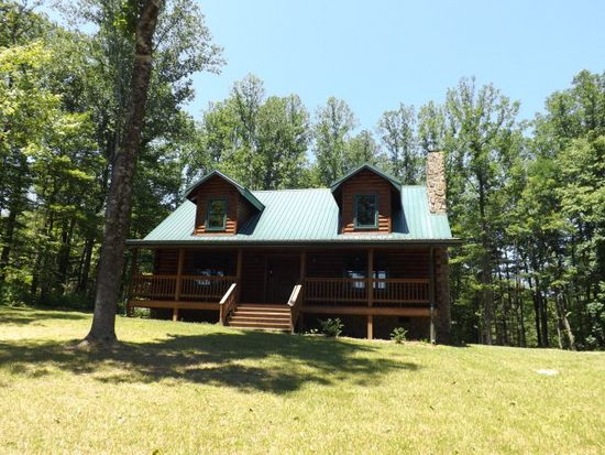 166 Old Mill Road, Fancy Gap, VA 24328