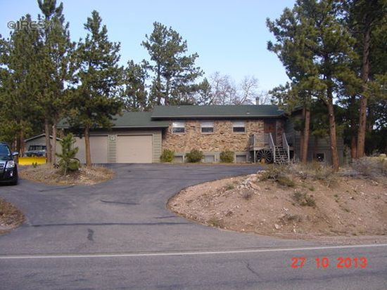 24166 W County Road 74e, Red Feather Lakes, CO 80545