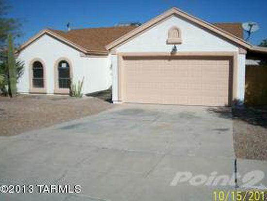 2828 W Ironwood Ridge Dr, Tucson, AZ 85745