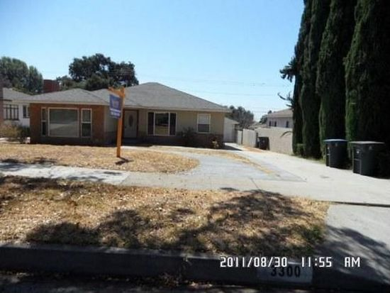 3300 Primavera St, Pasadena, CA 91107