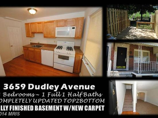 3659 Dudley Ave, Baltimore, MD 21213