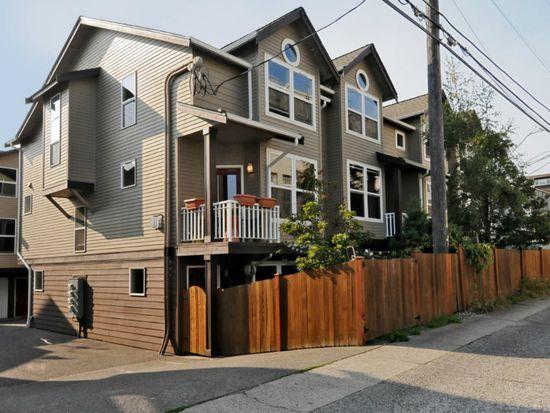4428 44th Ave SW APT D, Seattle, WA 98116