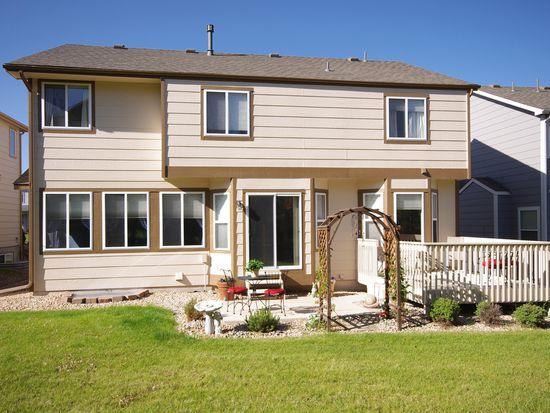 1242 Mount Estes Dr, Colorado Springs, CO 80921