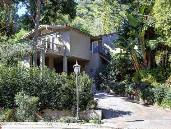 2065 Outpost Dr, Los Angeles, CA 90068