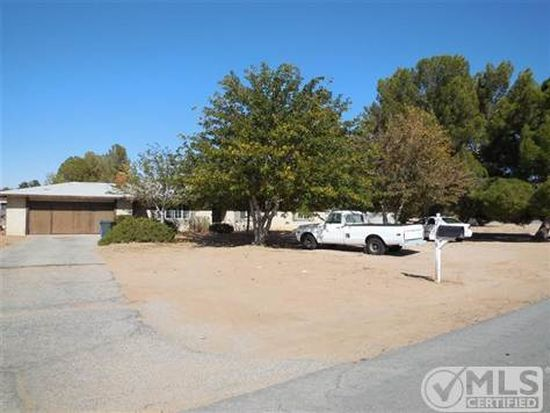 21838 Mescalero Rd, Apple Valley, CA 92307