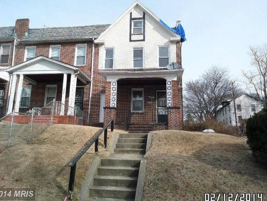 2602 W Forest Park Ave, Baltimore, MD 21215