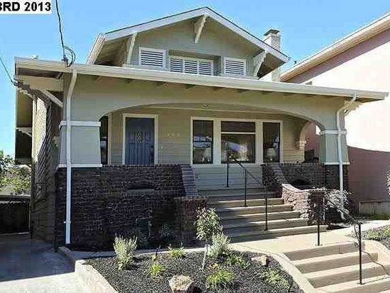 443 41st St, Oakland, CA 94609
