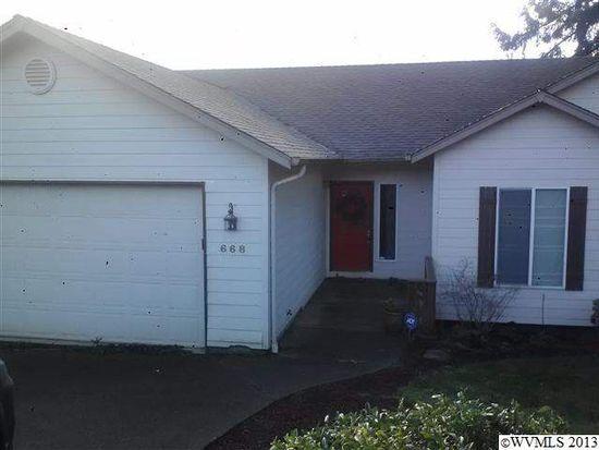 668 Eisenhower Ct NW, Salem, OR 97304
