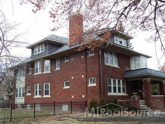 19311 Woodston Rd, Detroit, MI 48203