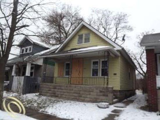 17547 Saint Aubin St, Detroit, MI 48212