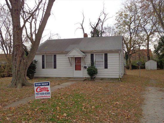 17 Crestwood Cir, Hampton, VA 23669