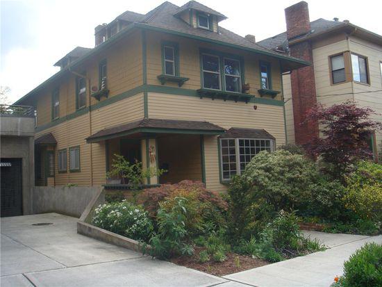 1419 E John St, Seattle, WA 98112