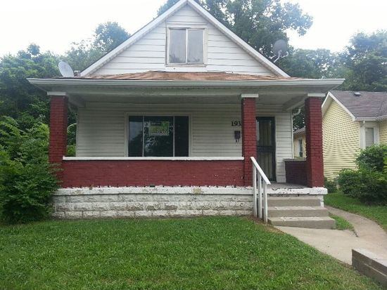 1931 Bellefontaine St, Indianapolis, IN 46202