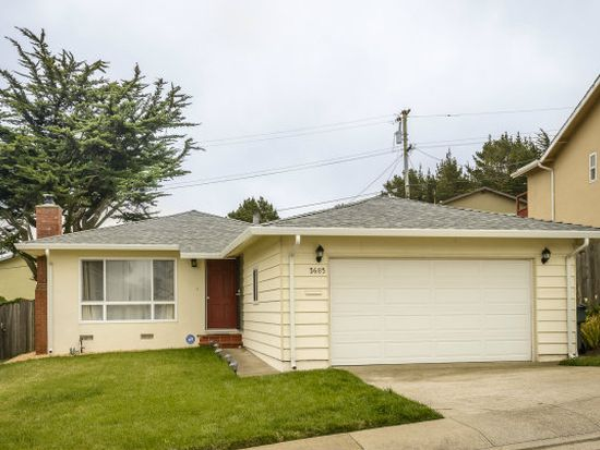 3685 Sunset Dr, San Bruno, CA 94066