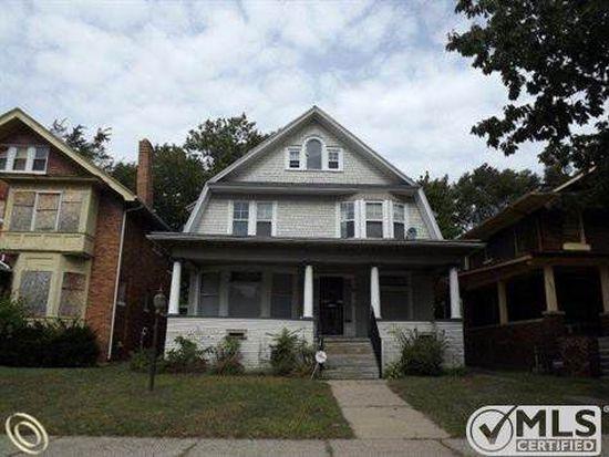 914 Longfellow St, Detroit, MI 48202