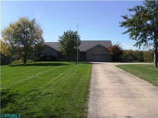 580 Forrestwood Ave, West Jefferson, OH 43162