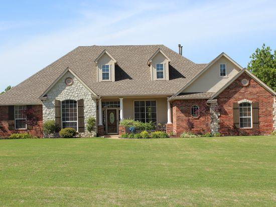 16585 Cobblestone Cir, Choctaw, OK 73020