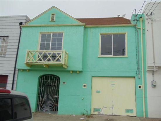 160 Rey St, San Francisco, CA 94134