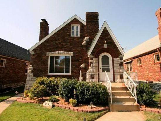 6542 Lindenwood Pl, Saint Louis, MO 63109