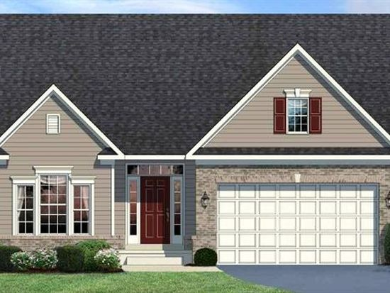 Brentwood - Prairie Ridge by Ryan Homes