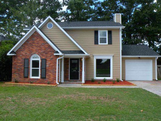 536 Blue Ridge Xing, Evans, GA 30809