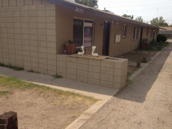 2633 W Belmont Ave APT 2, Phoenix, AZ 85051