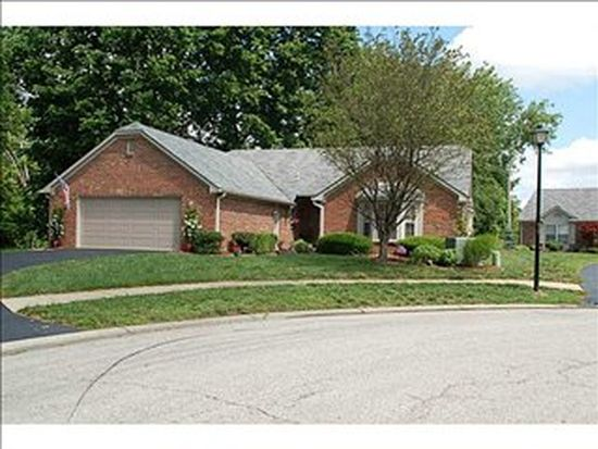 5570 Crystal Bay West Dr, Plainfield, IN 46168