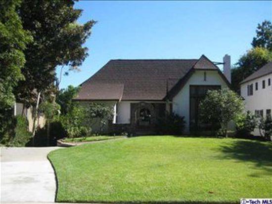 1640 E Mountain St, Pasadena, CA 91104